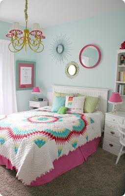Yatak Odasi Dekorasyonlari