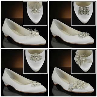 Düğün Zamanı Gelin Ayakkabıları