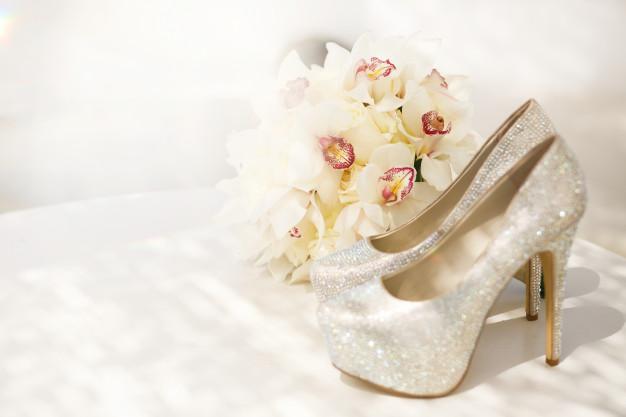 topuklu gelinlik ayakkabı modelleri