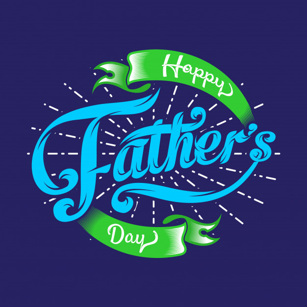 Father's Day Greetings Card Theme