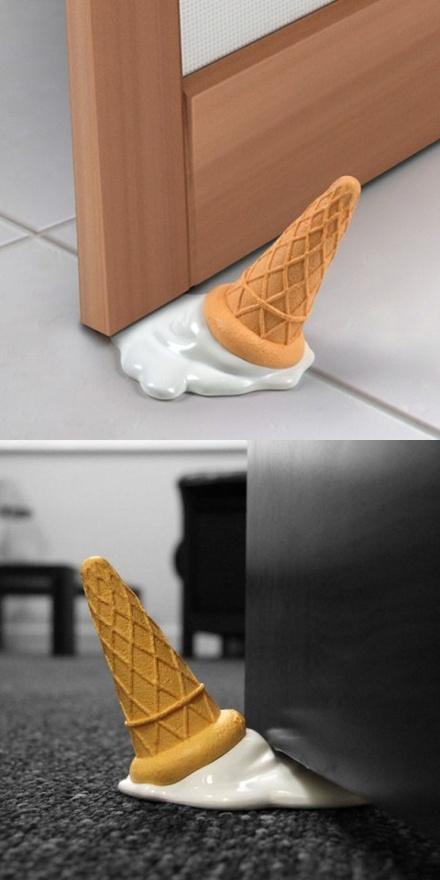 Eyvah Dondurma Düştü..